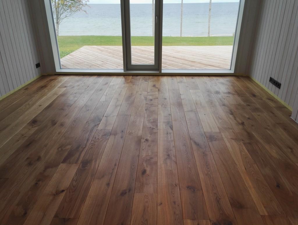 Tamme põrand 20x160
